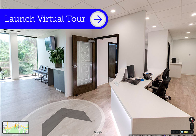 Virtual Tour of pediatric dermatology of KC office
